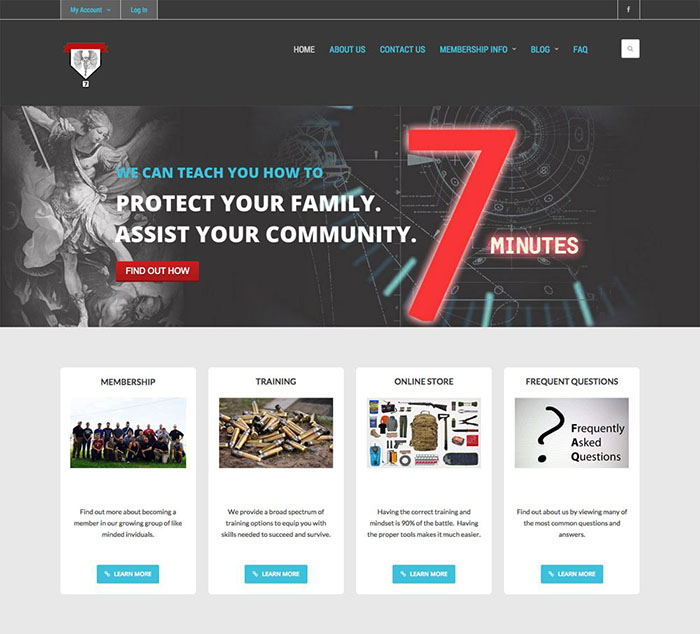 Civilian Crisis Response Team Homepage